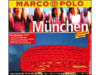 Marco Polo Reisepackage München (2 Audio-CDs + City-Plan)