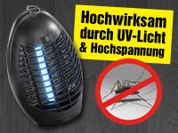 Exbuster Hochwirksamer<br />UV-Insektenvernichter