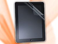 Somikon Glasklare<br />Display-Schutzfolie alle iPads mit...