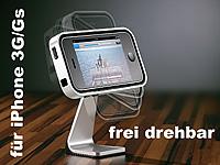 Callstel Eleganter,<br />drehbarer Desktop-St&auml;nder f&uuml;r iP...