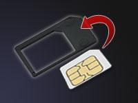 Callstel Set aus Micro-<br />SIM-Adapter und Micro-SIM-Zus...