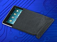 Xcase Passgenaue 3in1-<br />Mikrofaser-Tasche f&uuml;r iPad und...
