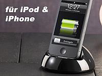 Callstel Universal-<br />Dockingstation f&uuml;r iPhone bis 4s ...