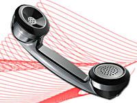 Callstel Kabelloser<br />Bluetooth Retro-H&ouml;rer f&uuml;r alle B...