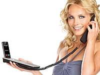 Callstel Dockingstation<br />mit Komfort-Telefonh&ouml;rer f&uuml;r...