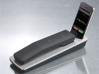 Callstel Dockingstation<br />mit Bluetooth-Telefonh&ouml;rer f...