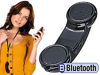 Callstel Kabelloser<br />Mini-Bluetooth-Freisprechh&ouml;rer m...