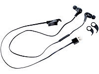 Callstel Bluetooth 4.0<br />Stereo-In-Ear-Headset mit erg...