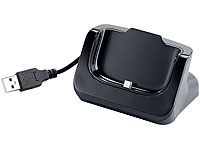 Callstel Mini-<br />Dockingstation f&uuml;r Samsung Galaxy S3/S...
