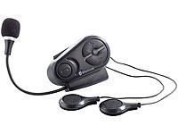 Callstel Bluetooth-<br />Intercom-Freisprecheinrichtung f&uuml;...