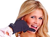 Callstel Freisprech-<br />Handschuh Polyester mit Bluetoot...