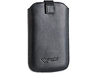 simvalley MOBILE Sleeve<br />f&uuml;r 5,2&quot; Dual-SIM-Smartphone...