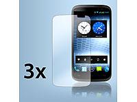 simvalley MOBILE<br />Displayschutzfolie f&uuml;r SPX-24.HD (3...