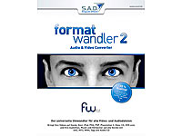 S.A.D. Formatwandler<br />2 OEM (Vollversion in Kartonste...