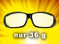 Kontrast-Brille Night<br />Vision auch f&uuml;r Brillentr&auml;ger ...