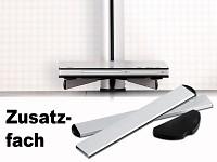 dream audio hifi wandregale alu zusatzfach f r tv hifi rack nc 1549 hifi audio wand. Black Bedroom Furniture Sets. Home Design Ideas