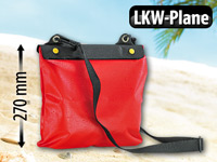 Somikon Wasserdichte<br />Strandtasche aus LKW-Plane f&uuml;r ...
