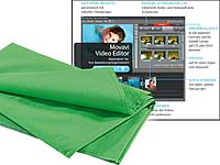Greenscreen +<br />Videobearbeitungs- &amp; Konverter-Suite 2...