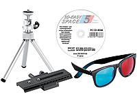 Somikon Profi-Komplett-<br />Paket f&uuml;r 3D-Stereobilder ink...