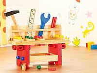 playtastic lustige holzwerkbank f r kleine handwerker 51. Black Bedroom Furniture Sets. Home Design Ideas