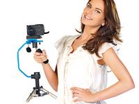 Somikon Steadycam<br />Schwebestativ f&uuml;r Camcorder &amp; Digi...