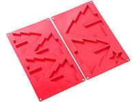 Rosenstein &amp; S&ouml;hne<br />Silikon Backform f&uuml;r 3D-Tannenbau...