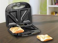Rosenstein &amp; S&ouml;hne<br />Sandwich-Toaster f&uuml;r 4 Portionen