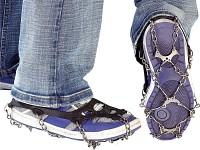 Semptec 1 Paar<br />Schuhketten f&uuml;r alle Schuhe, ab Schuh...