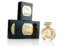 Sarah Lynn Damenduft<br />&quot;Gold&quot;, Eau de Parfum 2 x 50 ml