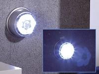 Lunartec Premium-LED-<br />Nachtlicht mit Bewegungsmelder ...