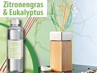 infactory Raumparf&uuml;m<br />&quot;Zitronengras &amp; Eukalyptus&quot; 150...