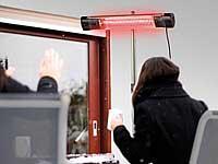 semptec urban survival technology 2500 watt infrarot. Black Bedroom Furniture Sets. Home Design Ideas