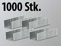 AGT 1000<br />Rundr&uuml;ckenklammern, 6 mm Breite und 8 mm L&auml;...