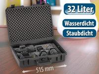 Xcase wasser- und<br />staubdichter Koffer 515x415x200 mm