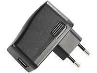 revolt USB-Reise-<br />Netzteil, 2100 mA Ladestrom, 110 - ...