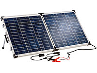 revolt Klappbares<br />Solarpanel PHO-6000 mit Tasche, 60...