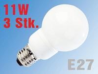 lunartec 11 watt energiesparlampe natural sunlight classic e27 3erpack. Black Bedroom Furniture Sets. Home Design Ideas