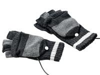 infactory Beheizte USB-<br />Handschuhe