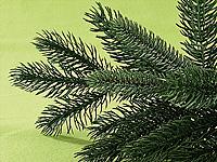 infactory k nstlicher weihnachtsbaum 180 cm mit 748 zweigen metallst nder. Black Bedroom Furniture Sets. Home Design Ideas