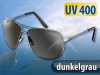 PEARL Sonnenbrille im<br />legend&auml;ren Piloten-Style (UV-S...