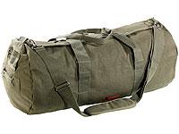 Xcase Canvas-<br />Reisetasche mit Schultergurt, 60 Liter