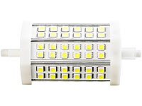 Luminea LED-SMD-Lampe m. 36 High-Power-LEDs R7S 118mm,warmweiß, 780 lm Luminea LED Leuchtmittel R7s (warmweiß)