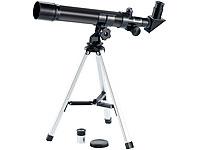 Zavarius Ultraleichtes<br />Refraktor-Linsen-Teleskop 40/...