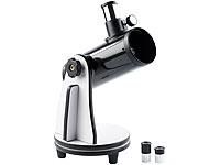 Zavarius Kompaktes<br />Spiegel-Teleskop 76/300 mit robus...