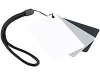Somikon 3in1-Graukarte<br />im Kreditkartenformat f. digi...