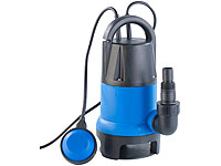 agt tauchpumpe 400w mit schwimmschalter f r schmutzwasser geeignet. Black Bedroom Furniture Sets. Home Design Ideas