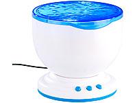 Lunartec<br />Wasserprojektor mit eingebautem Lautspreche...