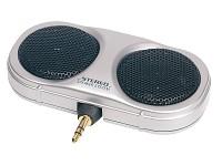 Q-Sonic Mobiler,<br />passiver Mini-Lautsprecher f&uuml;r MP3-...