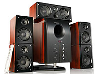 HOME-THEATER Surround-<br />Sound-System 5.1 mit Fernbedie...