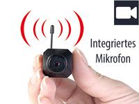 VisorTech Micro-Cam<br />&quot;Profi&quot; m. Funk&uuml;bertragung 2,4 G...